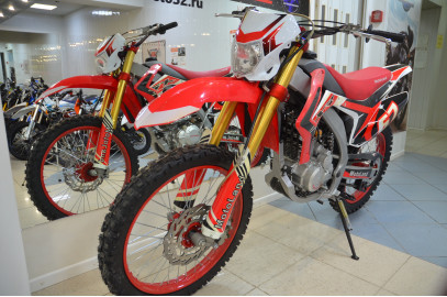 Мотоцикл Motoland кросс XR 250