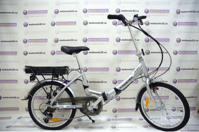 Велосипед Krostek Eco 2001 (эл.вело)