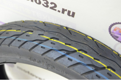 Покрышка R17 100/80-17 TL (road/urban) KINGS TIRE