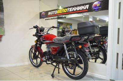 "Мопед  Alpha ""Vortex"" 50cc R17"