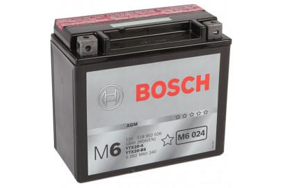 Аккумулятор Bosch 12V 18Ah 0092M60240