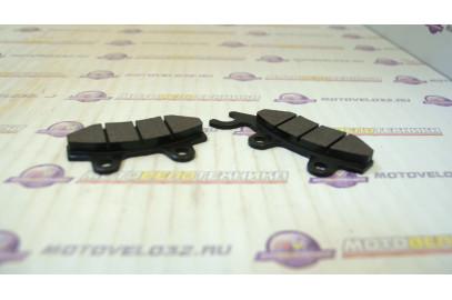 Колодки тормозные задние дисковые Racer Magnum