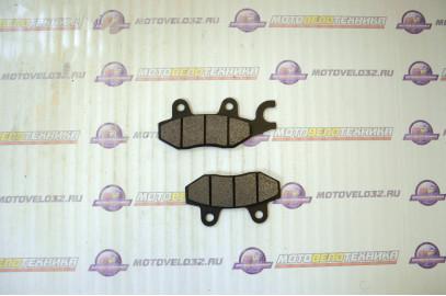 Колодки тормозные задние дисковые Racer Ranger 300