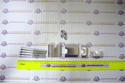 Крепление руля (комплект) Kayo 125