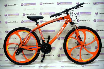 "Велосипед ""SPORT"" 26"" лит.диски"