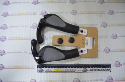 Ручки руля (грипсы L-140мм) HL-G311