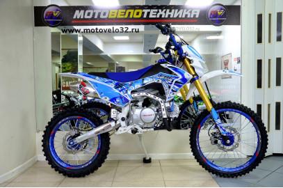 Мотоцикл Motoland кросс CRF125 19/16