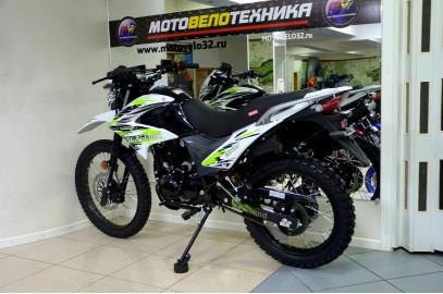 Мотоцикл Motoland Enduro LT 250 (XV250-E)
