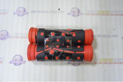 Ручки руля (грипсы L-120мм GW-08042-27A)
