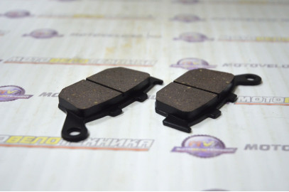 Колодки тормозные дисковые №13 CG125, MINSK
