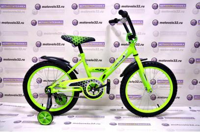 Велосипед BLACK AQUA  1802 base-T