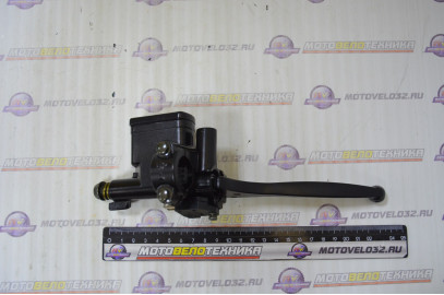 Машинка гидравлическая Honda DIO 50 правая+рычаг G-118  M-638