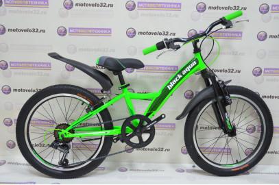 "Велосипед BLACK AQUA  Cross 1211 V 20"""