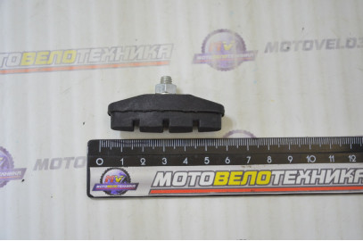 Тормозные колодки на гайке для детского вело коротк
