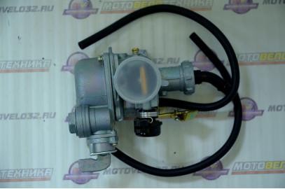 Карбюратор 4Т 125см3 питбайк XR125/TTR125/Мопед Alpha