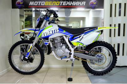 Мотоцикл Avantis FX Basic 21/18 (169FMM, возд. охл. (без ПТС))