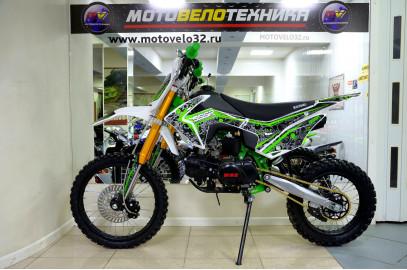 Мотоцикл SSSR Atom 125 17/14 BSE Edition