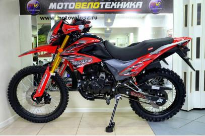 Мотоцикл Motoland Enduro EX250 (XV250-F)