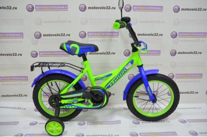 """Велосипед Мишка 14"""""""