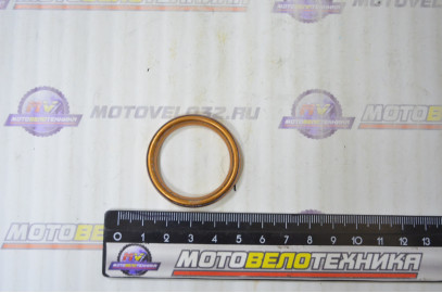 Прокладка выхлопного коллектора (глушителя) KAYO 125, TTR 125, YX125