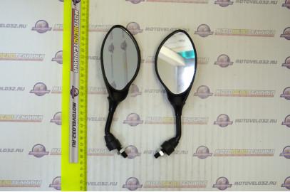 Комплект зеркал заднего вида ZX-2338 mini d8мм