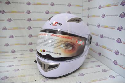 Шлем интеграл HIZER 527 белый (M)
