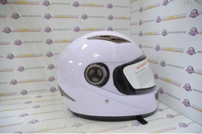 Шлем интеграл HIZER 527 белый (S)