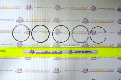 Кольца поршневые 4Т 170FMN Racer 300 170FMN069