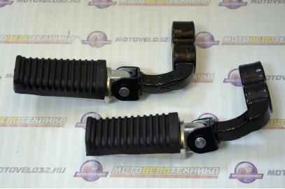 Комплект подножек водителя Racer Magnum MAG2093/MAG2094