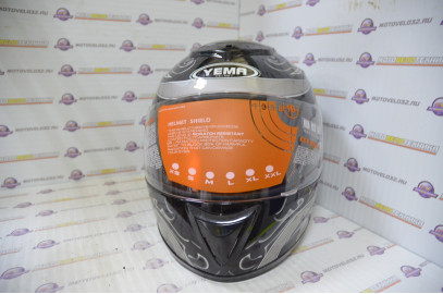 Шлем интеграл YEMA (822)