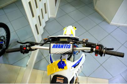 Мотоцикл Avantis FX250 LUX (172ММ) ПТС