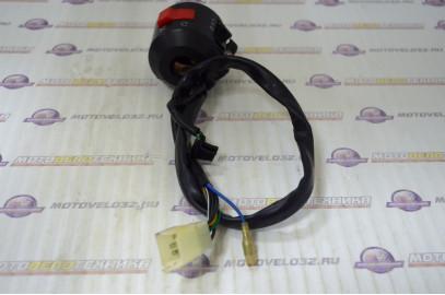 Блок переключателей правый Stels Flex 250 б/у LU053087