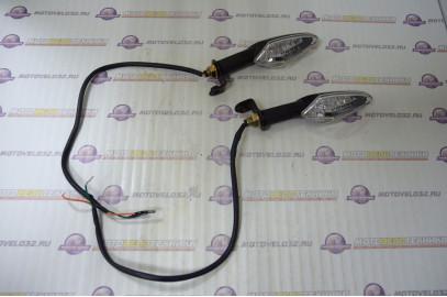 Указатель поворота Stels Flex 250 б/у LU058408/LU058409