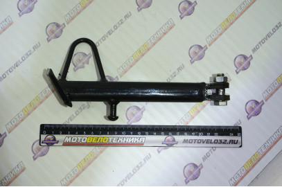 Упор подножка боковая Stels Flex 250 б/у LU053095