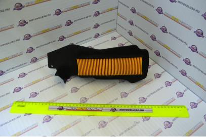 Фильтрующий элемент воздушного фильтра Honda Dio AF67 AF68 AF70 (бумажный) Komatcu
