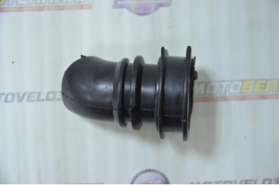 Патрубок воздушного фильтра Honda DIO ZX  черный