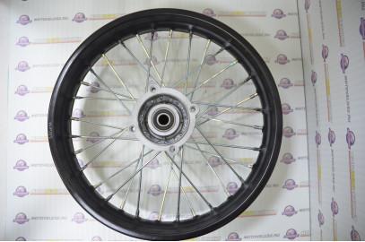 Диск заднего колеса 1,85 R14 d=15мм питбайк