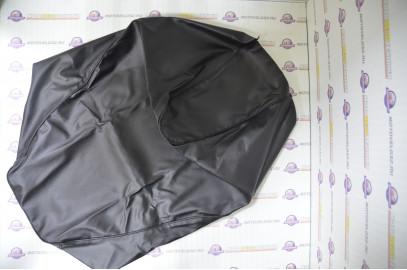 """Чехол сиденья  Yamaha JOG SA36/39  черный, черный кант  """"JOHN DOE"""""""