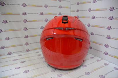 Шлем открытый THH T-378 RED + очки S