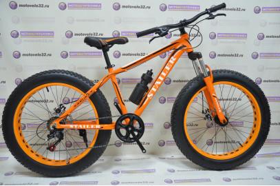 "Велосипед Stailer Фэтбайк 24"" ал. 7ск."