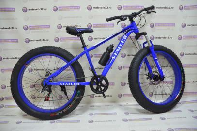 """Велосипед Фэтбайк 26"""" сталь 7ск."""