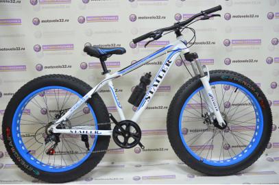 "Велосипед Stailer Фэтбайк 26"" ал. 7ск."