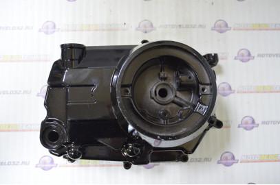 Крышка двигателя правая Irbis TTR 125 верх. щуп, питбайк.