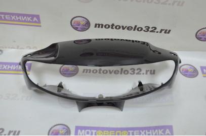 Комплект пластика Honda DIO AF34/35 (голова, клюв, лючок, спойлер, задняя боковая пара) KOMATCU