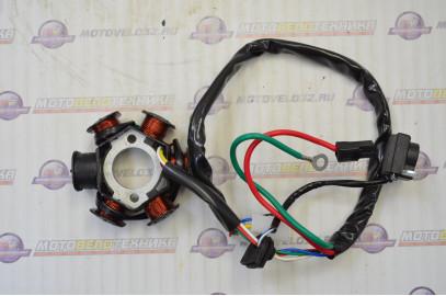 Статор генератора 2Т Honda DIO 6 катушек