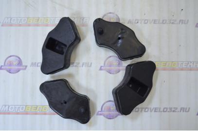 Демпферные резинки заднего колеса CG150 #1