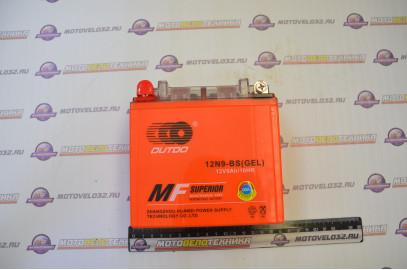 Аккумулятор 12V 9Ah OUTDO (137x77x135)