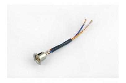 Цоколь фары P15D-25  1ус,3уса   мод. 2   3 провода