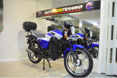 Мопед Motoland Alpha RX 11 LUX