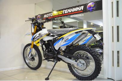 Мотоцикл Racer RC300-GY8A Enduro 300